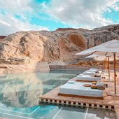 Un petit bout de paradis 🏝 _________  #bandalia #vacances #inspiration #love #instamood #bestoftheday #voyage #sunset #paradis #vacation #travel #instadaily #accessoires #summervibes #mood #plage #pool
