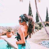 Quoi de prévu cet été ? 😌🌊 ________  #bandalia #foulard #inspiration #scarf #love #bandeau #carréensoie #foulardànouer #tendance2021 #instadaily #accessoires #cheveux #coiffure