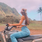Foulard sur la tête en toutes circonstances 😌 _________  #bandalia #vacances #inspiration #love #instamood #bestoftheday #voyage #sunset #paradis #vacation #travel #instadaily #accessoires #summervibes #mood #plage