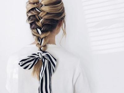 Comment porter un foulard en fonction de votre coupe de cheveux ?